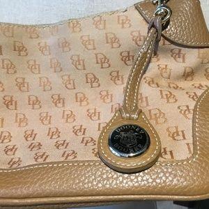 Dooney and Bourke Signature Bag